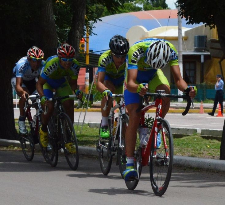 Ciclismo Sthimpra 2