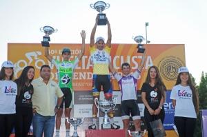 Vuelta 1