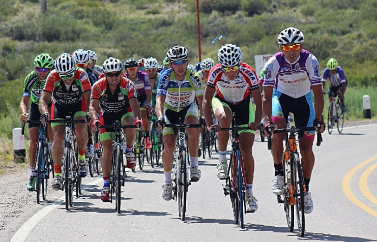 La carrera mostró un gran nivel. (Foto: Xavier Videla).