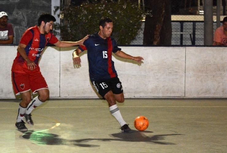 El Futsal ingresó en la etapa de definiciones. (Foto: Andrés Arequipa).