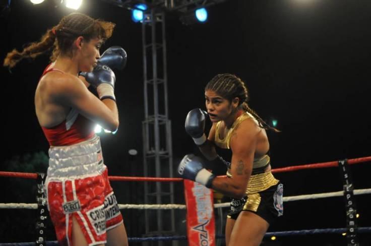 En esta oportunidad no quedaron dudas, Acuña le dio una lección de boxeo a Marcos.