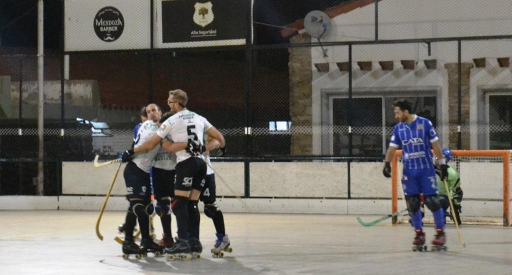 Banco Mendoza ganó y manda en el Torneo Apertura